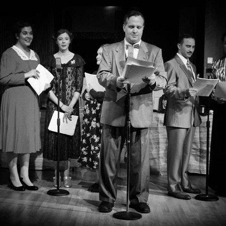 The Newtowne Players: It's A Wonderful Life: A Live Radio Play by Joe Landry