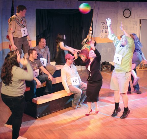 The Newtowne Players: The 25th Annual Putnam County Spelling Bee by William Fin, Rachel Sheinkin, and Rebecca Feldman