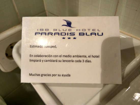 IBB Blue Hotel - Paradis Blau: IMG_20160905_190229_HDR_large.jpg
