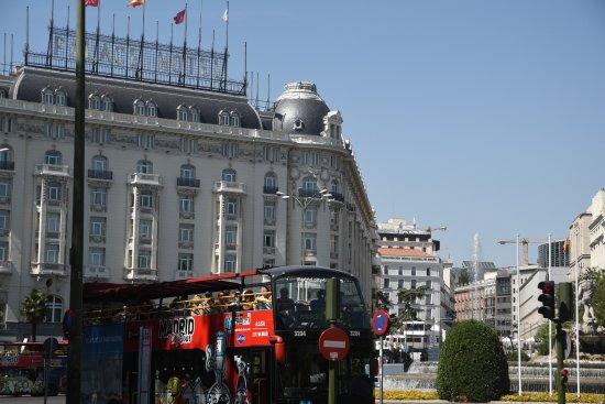 Madrid City Tour : Bus