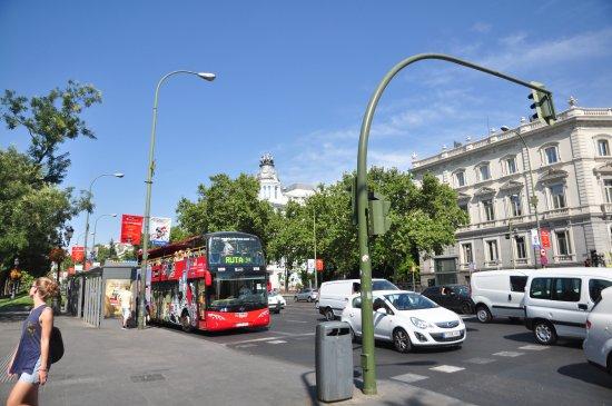 Madrid City Tour : Route 1