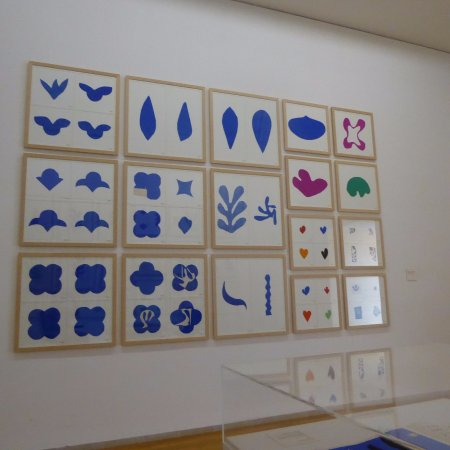 Musee Matisse: The cuttings