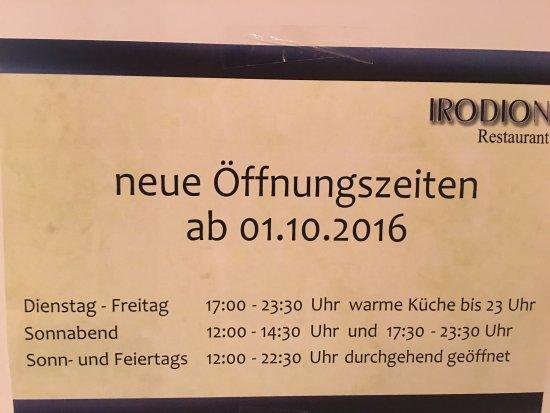 Norderstedt, Germania: Restaurant Irodion