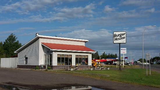 Burger House in Floodwood