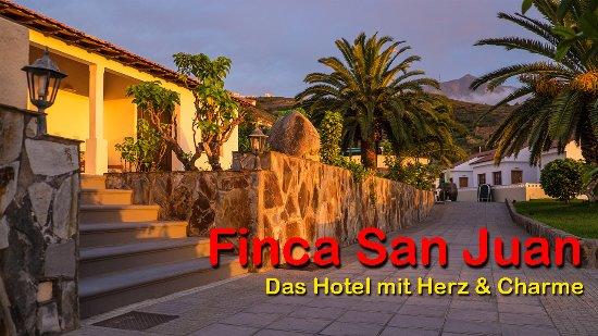 Landhotel Finca San Juan: Das Zuhaushotel