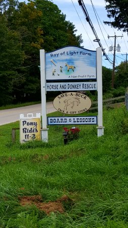 East Haddam, CT: Ray of Light Farm in E. Haddam, CT