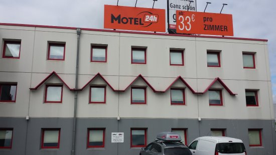 Motel 24h Cologne: Motel 24h