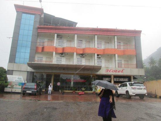 Hotel M G S Residency