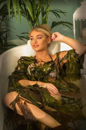 Ballycastle, UK: The Sea Haven Therapy Seaweed Bath Experience