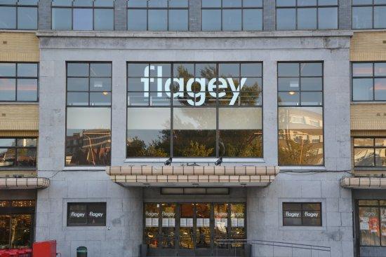 Flagey - Radio and Concert Hall