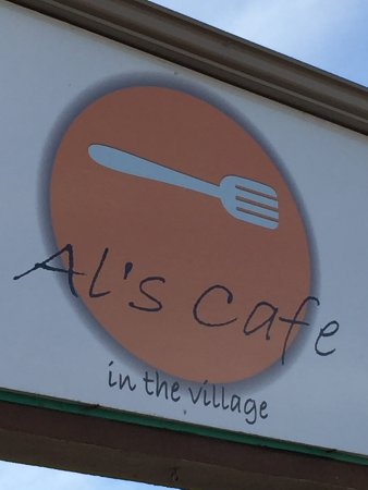 Al's Cafe in the Village 25 years in  Carlsbad