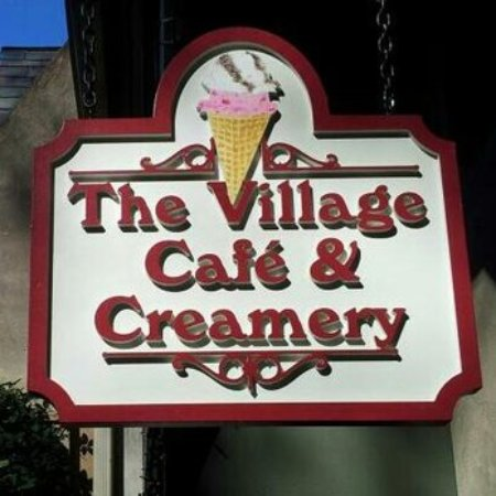 The Village Cafe & Creamery: Village Café and Creamery