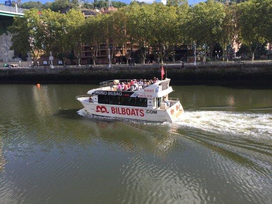 País Vasco, España: Bilboats Bilbao