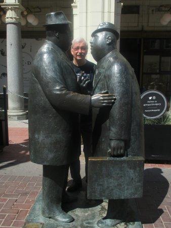 Conversation Sculpture Photo