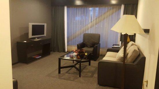 Le Meridien Mexico City: Excelente hotel