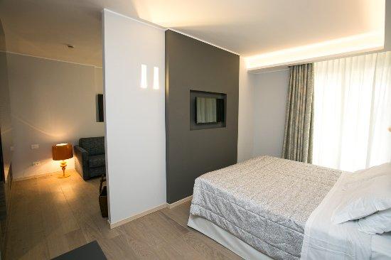 Hotel Abano Verdi Terme: Junior Suite Delux