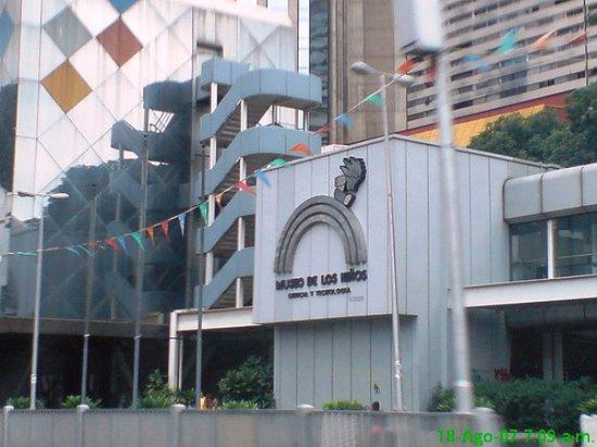 Museo de los Ninos (Children's Museum) : vista externa