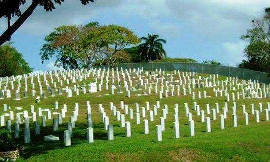Corozal American Cemetery and Memorial