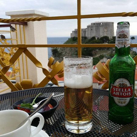 Hilton Imperial Dubrovnik: lounge