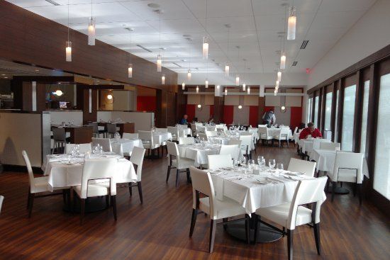 The Cl Act Restaurant Dining Room