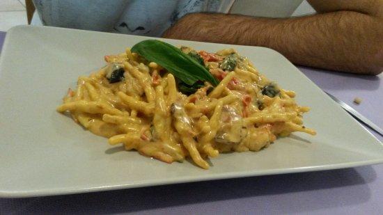 Casoria, Italie : pasta