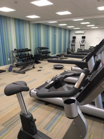 Fond du Lac, WI: Fitness Center
