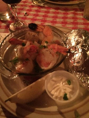 เจฟเฟอร์สัน, วิสคอนซิน: Garlic Butter Jumbo Shrimp