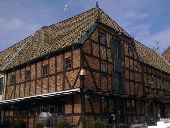 Malmo City Hall: Le vie e le case del centro