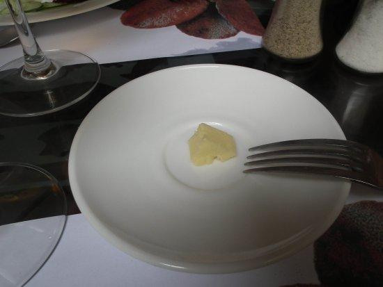 Hotel Florida: la portion de beurre