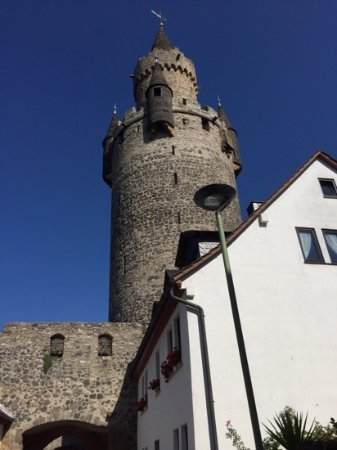 Friedberg, Alemania: A mix of present with the past