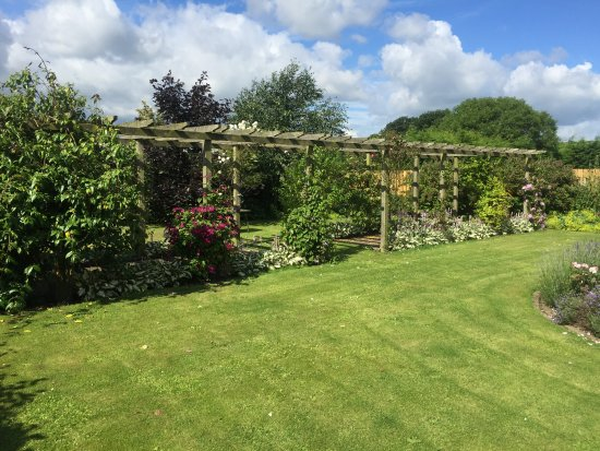 Redfoot Lea Bed and Breakfast: The Garden