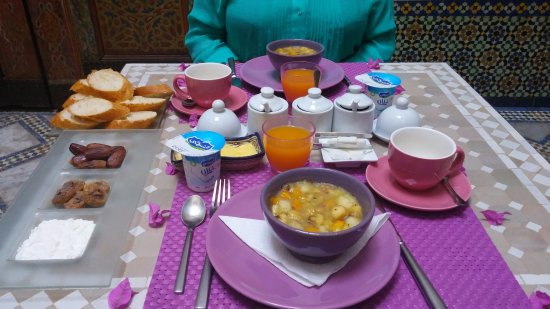 Dar Attajalli: Breakfast!