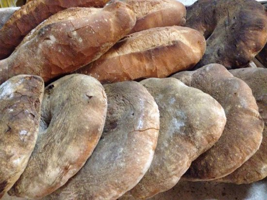 Zejtun, Malta: our traditional bread available daily