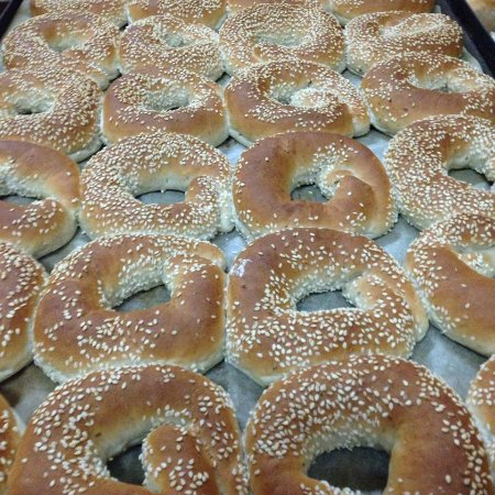 Zejtun, Malta: our traditional qaq tal- hmira (yeast rings) available daily
