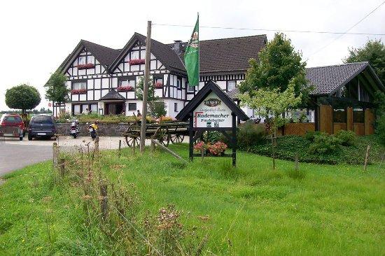 Finnentrop, Allemagne : Landgasthof Rademacher