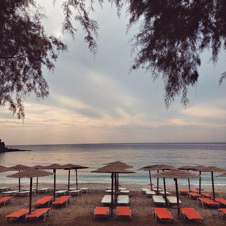 Agii Apostoloi, Greece: Τότα Μαρίνου | Ενοικιαζόμενα Δωμάτια και Ταβέρνα στην Καλή παραλία Κάλαμος Ευβοίας