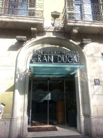 Gran Ducat Hotel: 外観