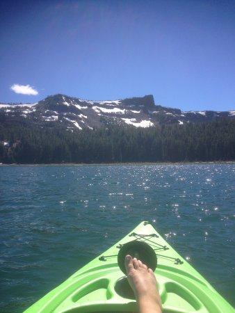 Sisters, Όρεγκον: Three Creeks Lake