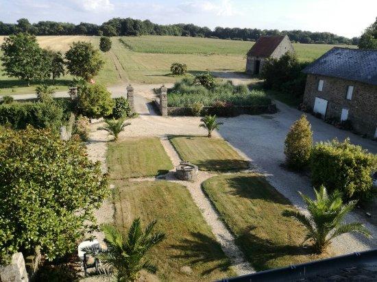 Baguer-Morvan, Frankreich: manoir de launay blot