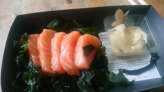 มหานครแมนเชสเตอร์, UK: Super Fresh and tasty