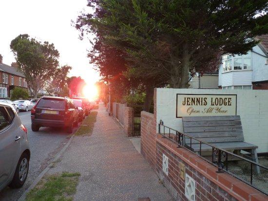 Jennis Lodge Guest House Photo