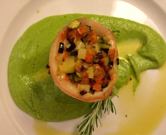 Borgo Scopeto Relais: Sehr gutes Essen, wunderschöne Terrasse