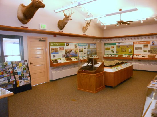 Walden, CO: Arapaho National Wildlife Refuge Visitor Center