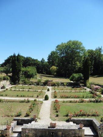 Saint Bris des Bois, Frankrike: Jardins à la Française