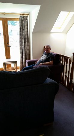 Picture of moness resort aberfeldy tripadvisor for Living room upstairs