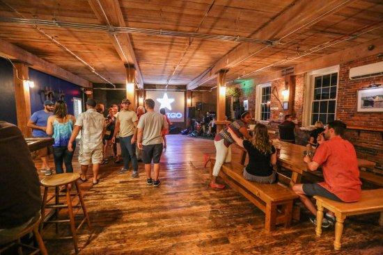 Biddeford, ME: The tasting room