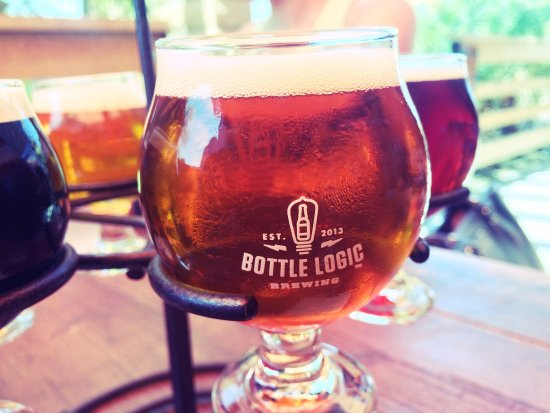 Bottle Logic Brewing: Tasters