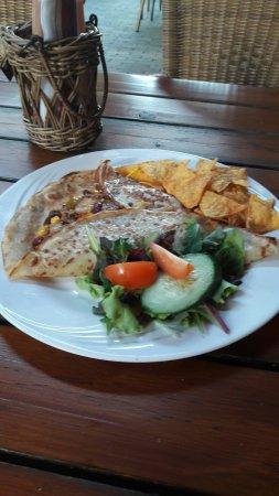 Beekbergen, Belanda: Mexicaanse pannenkoek