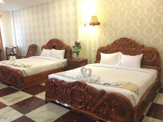 Pailin, Cambodge : Double Deluxe (VIP)