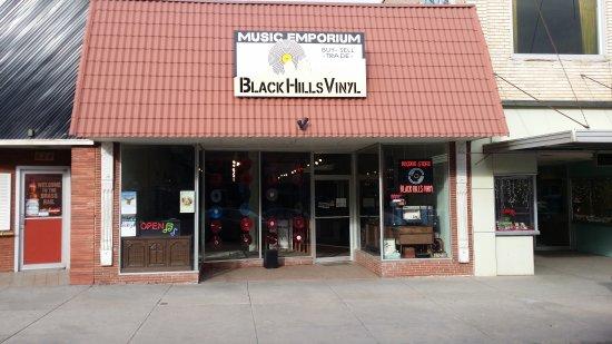 Black Hills Vinyl
